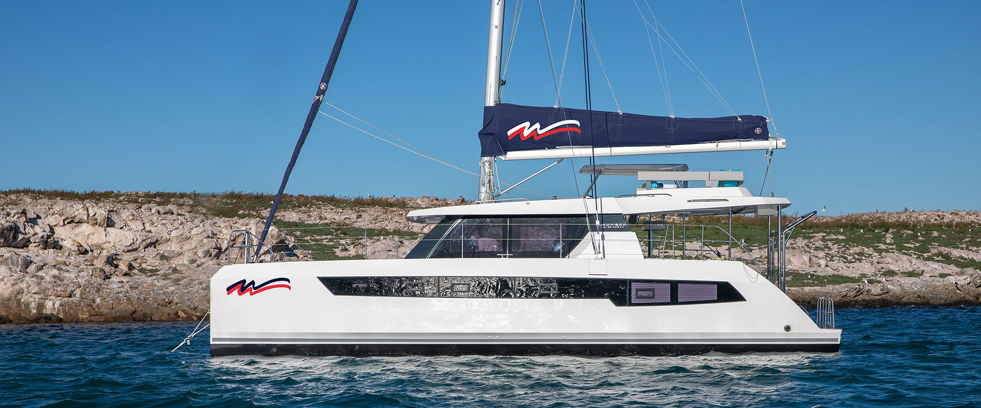 Moorings 4200 catamaran