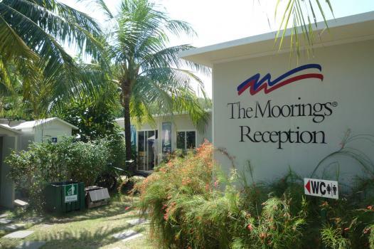 Moorings Base Thailand