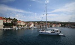 Croatia waterfront