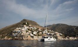 Moorings 4800 in Greece