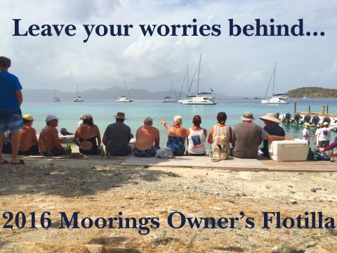Moorings Ownership Flotilla