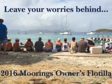 Moorings Ownership Flotilla