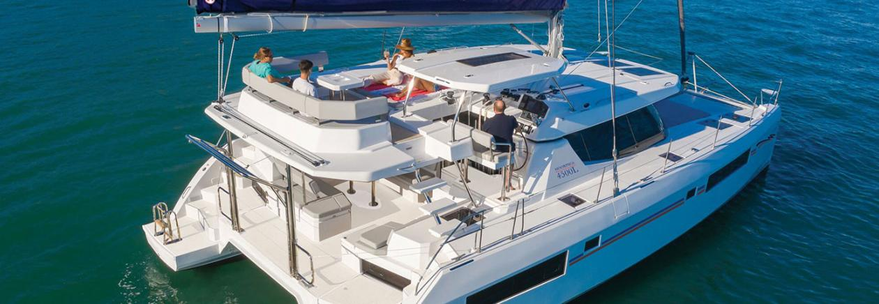 Moorings 4500 Catamaran